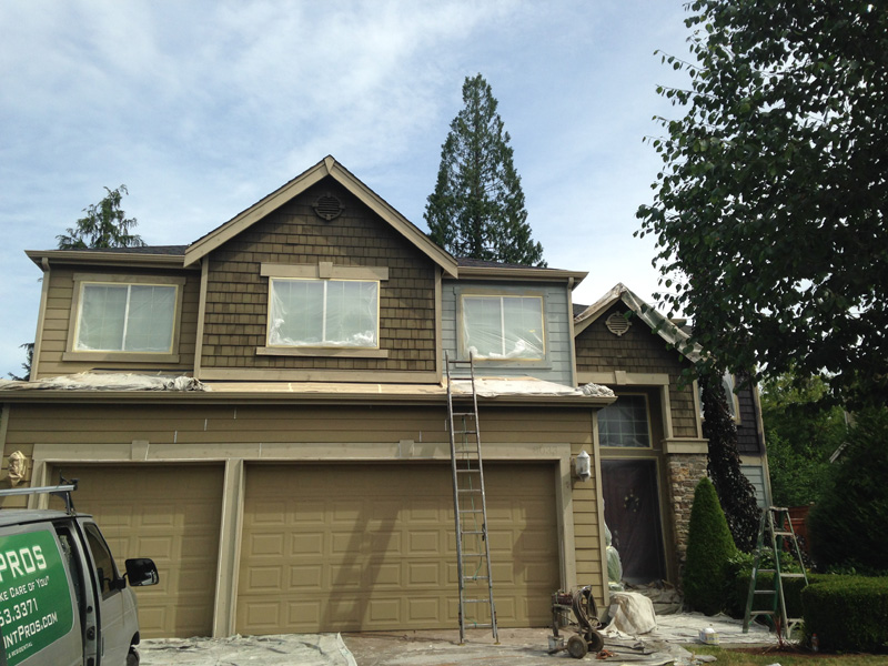 Exterior-House-Painting-Yarrow-Point-WA