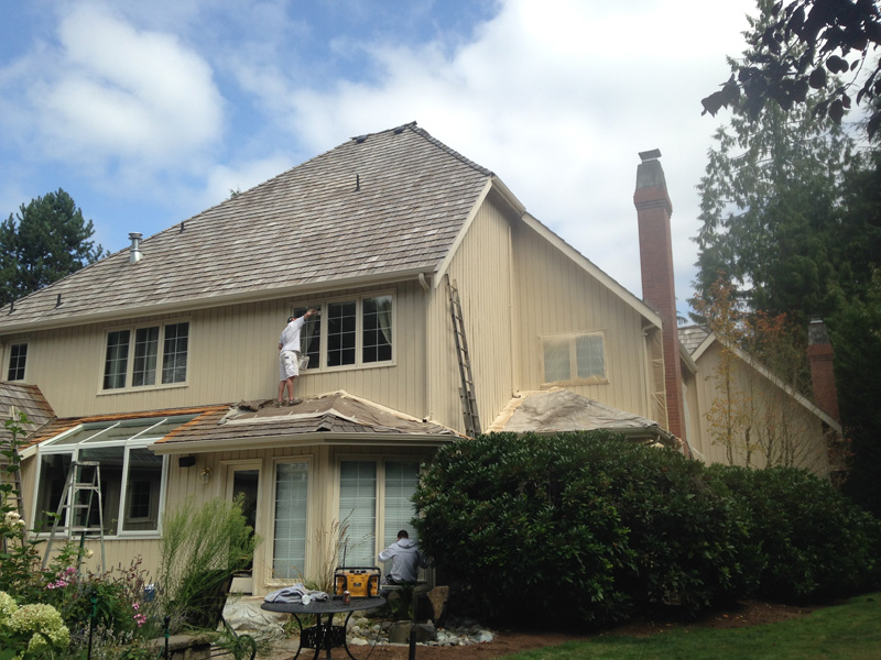 Exterior-Painting-Yarrow-Point-WA