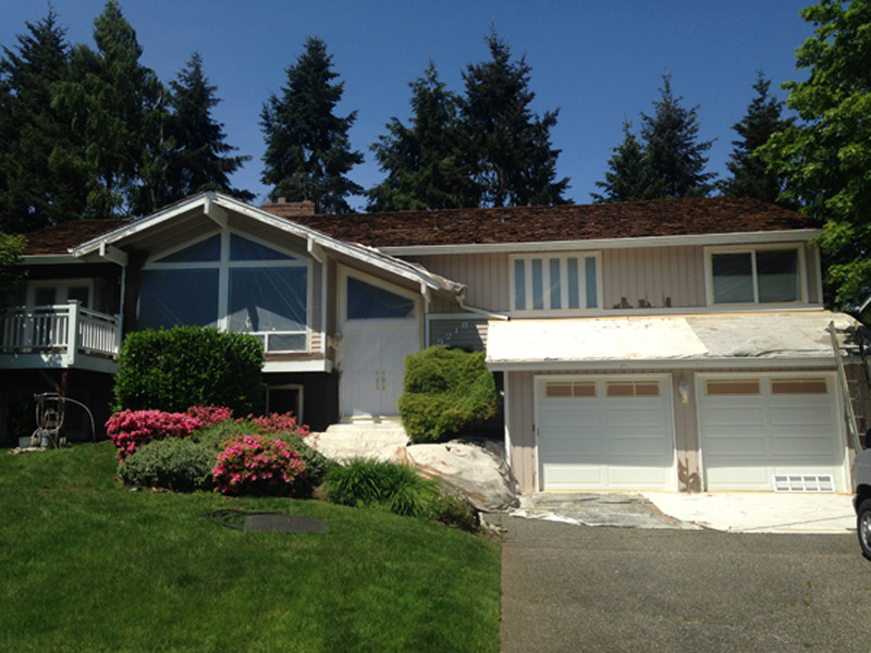 Exterior House Painting Everett Wa